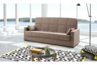 Sofa Cama Con Almacenaje 87dx sofà Cama Click Clack Almacenaje Con Brazo Eccox El Mejor Precio De Colchones Online