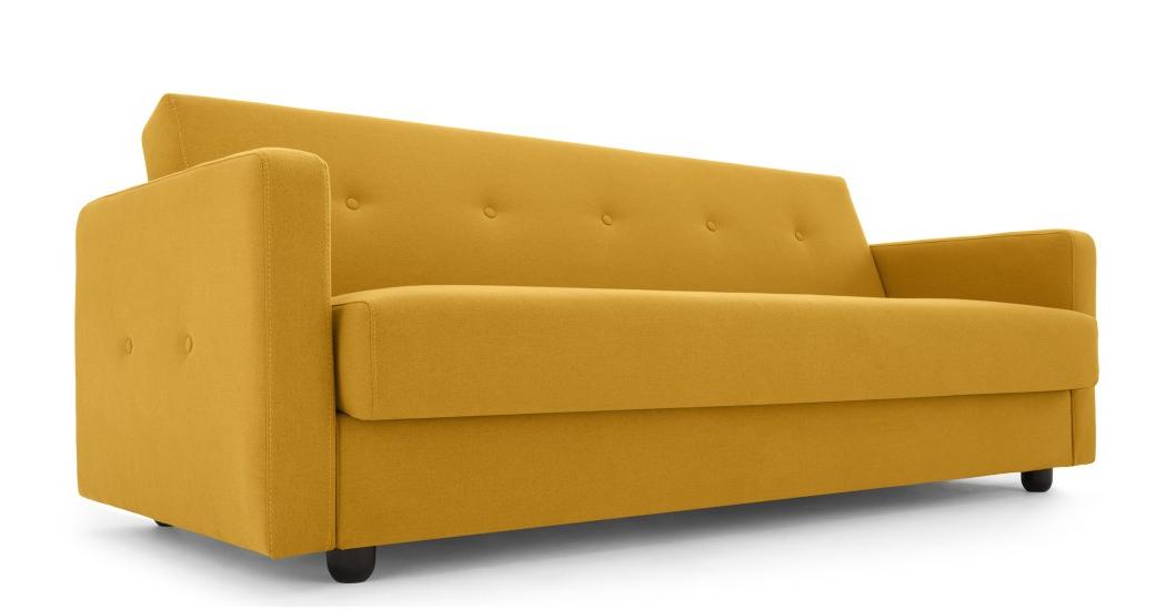 Sofa Cama Con Almacenaje J7do sofà Cama Con Almacenaje Chou Amarillo Caramelo Made