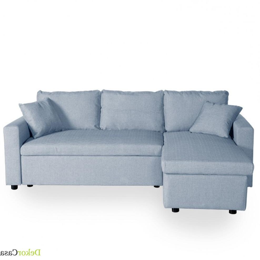 Sofa Cama Con Arcon 9ddf sofà Cama Longue Con Arcon Azul
