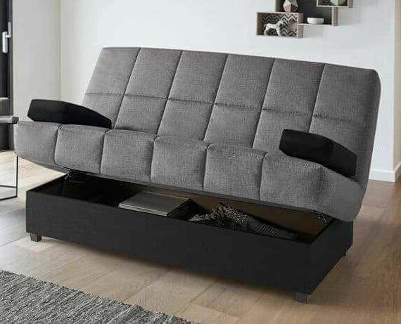 Sofa Cama Con Arcon Dwdk Oferta sofà Cama Clic Clac Con Arcon Modelo Luna De Segunda Mano Por