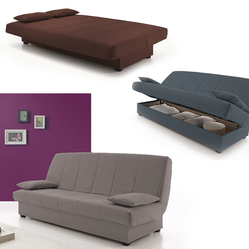Sofa Cama Con Arcon E6d5 Hogar24 sofas sofa Cama Clic Clac Desenfundable Con Arcà N De