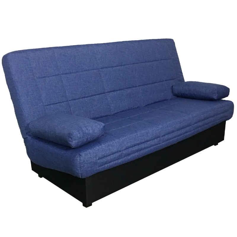 Sofa Cama Con Arcon Q5df sofà Cama Con Arcà N Y somier En Color Azul Miroytengo