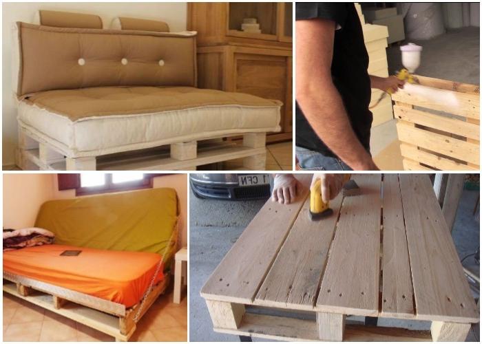 Sofa Cama Con Palets 8ydm Crea Tu Propio sofà Cama A Base De Palets Ideas Perfectas