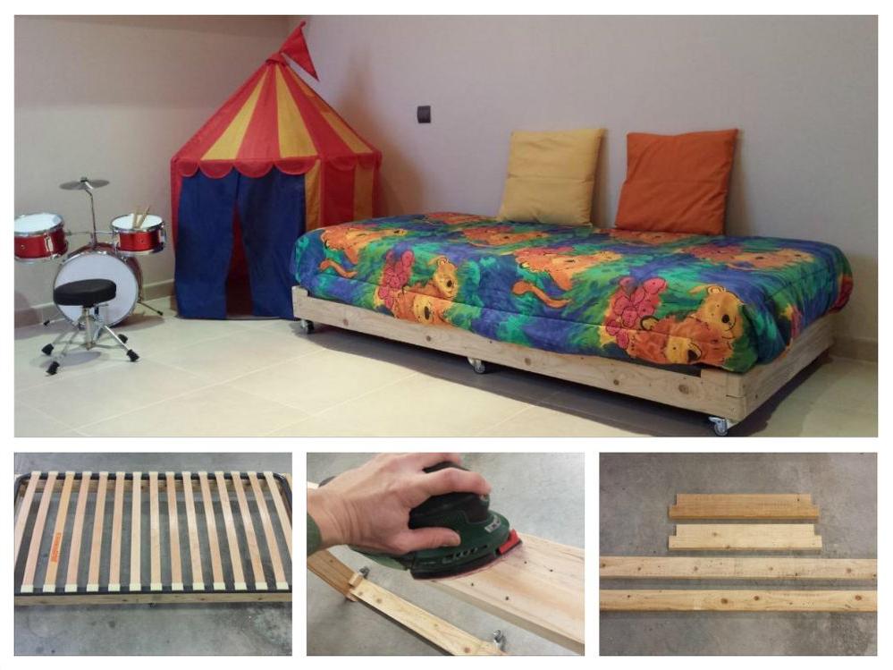 Sofa Cama Con Palets Dwdk Lo Mejor De La Semana sofa Cama De Palets Y Habitaciones De