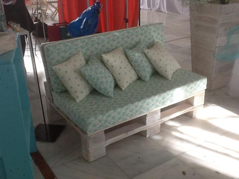 Sofa Cama Con Palets Dwdk Un sofà Cama Con Encanto El Blog De Muebles De Palet