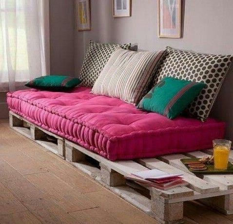 Sofa Cama Con Palets Ffdn 30 Ideas De Sillones Y sofà S De Palets Muy originales â Ideas Creativas