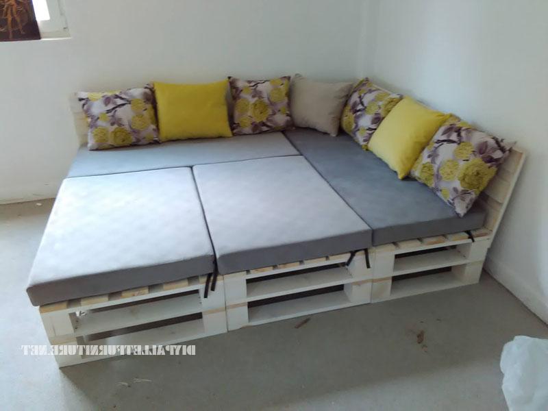 Sofa Cama Con Palets Irdz Mueblesdepalets sofà De Palets Puff Y Mesa Convertibles En Cama