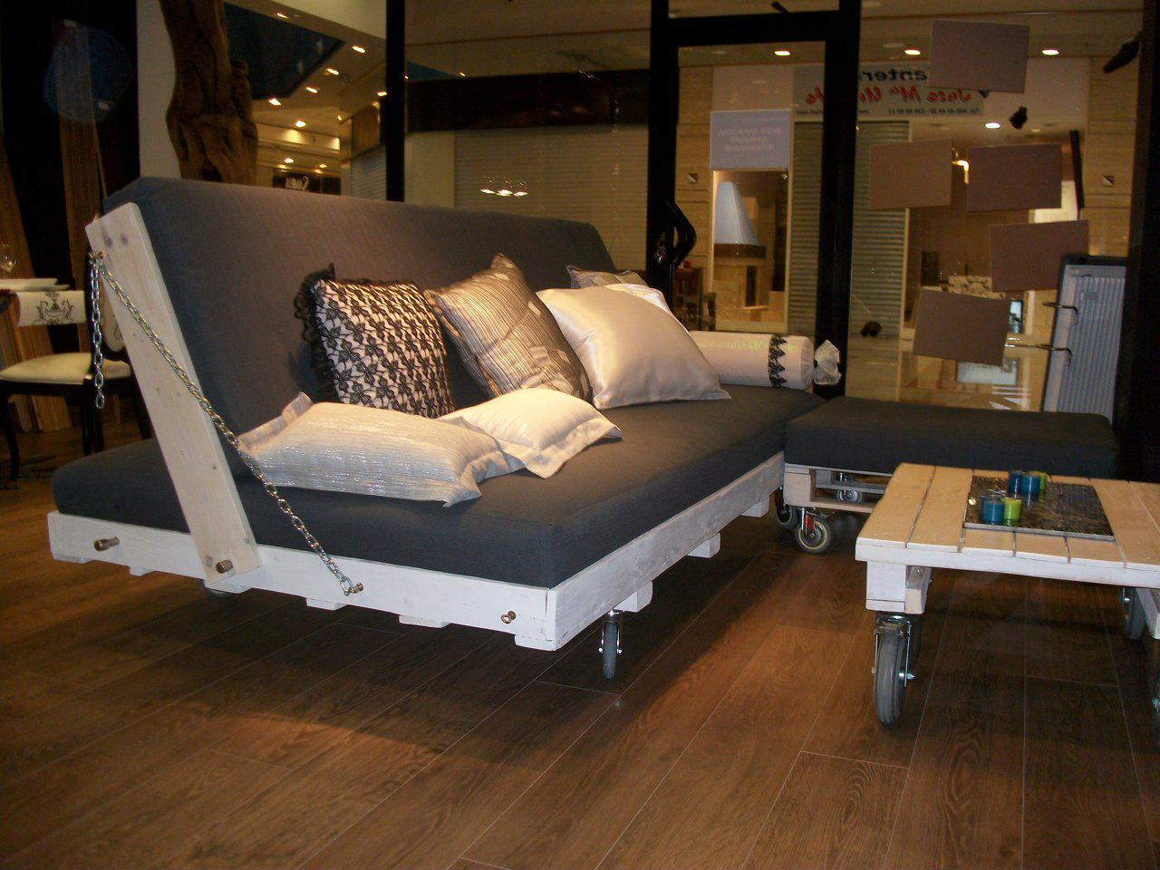 Sofa Cama Con Palets Nkde sofa Cama Con Palets Simple Fresh Muebles Pallets Terraza Vangion