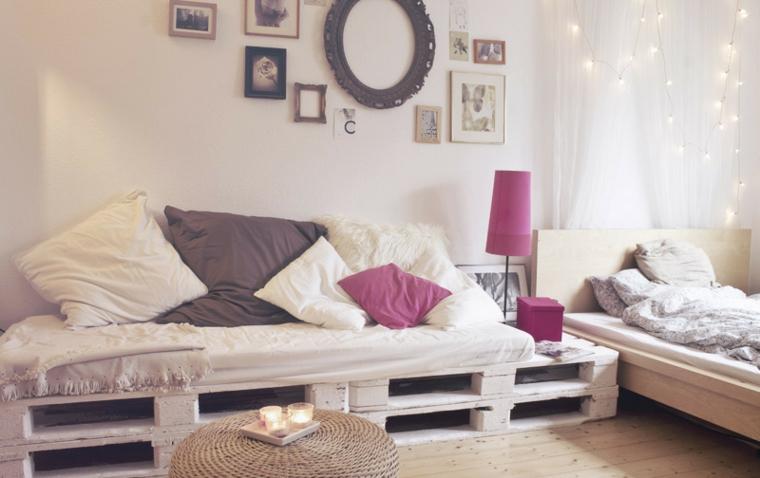 Sofa Cama Con Palets T8dj Decoracion Con Palets Ideas Para Muebles De Diseà O Casero
