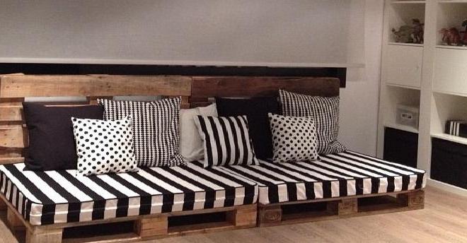 Sofa Cama Con Palets Tldn Elabora Tu Propio sofà Cama Con Pallets Manos A La Obra