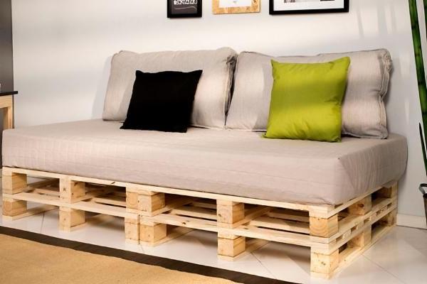 Sofa Cama Con Palets X8d1 sofa Cama atractivo O Hacer Un sofa Con Palets à Nico O Hacer