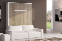 Sofa Cama Desplegable H9d9 Cama Abatible Vertical sofa Canapi
