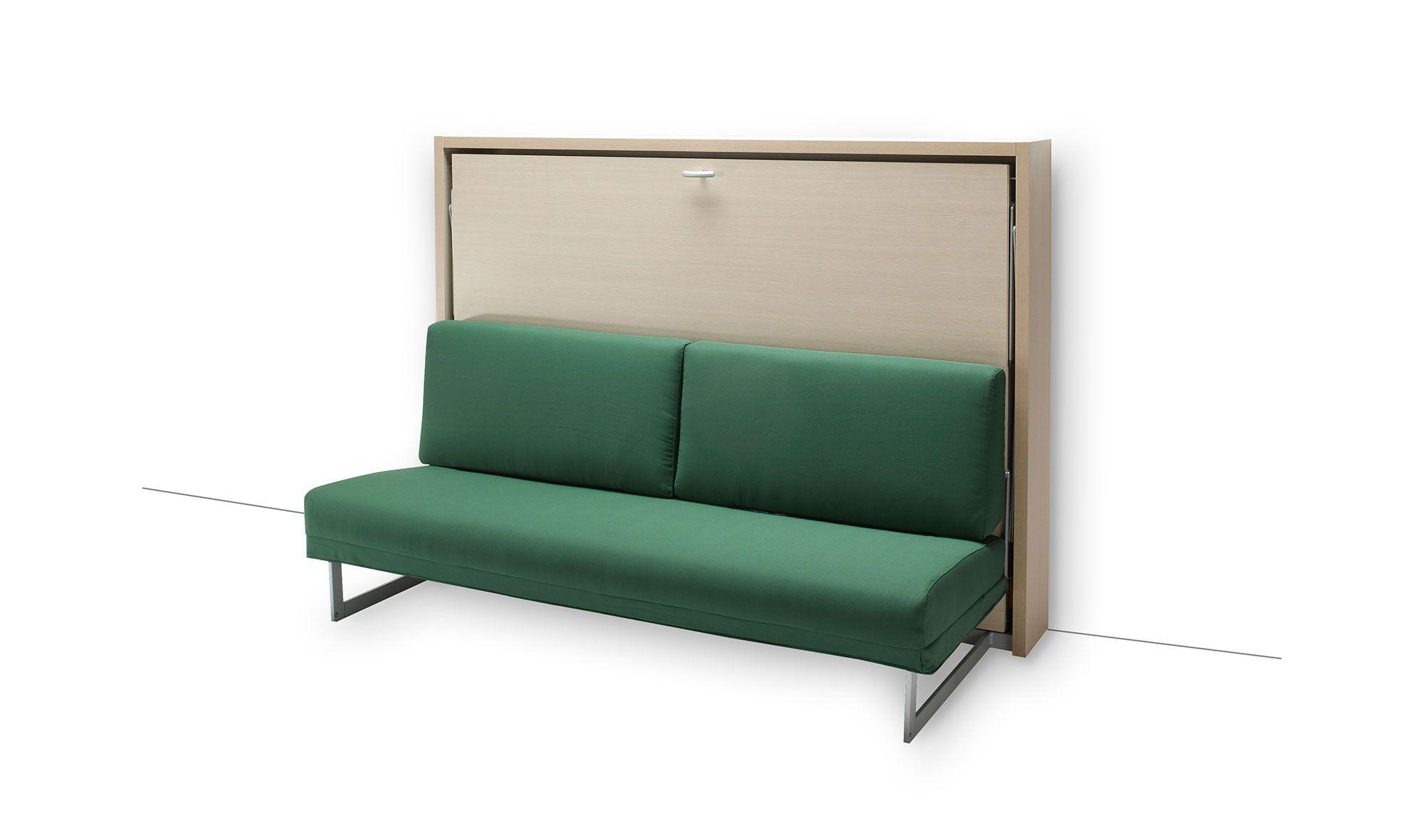 Sofa Cama Desplegable S5d8 sofa Cama Abatible Houdini orizzontale Material Acero Cama De