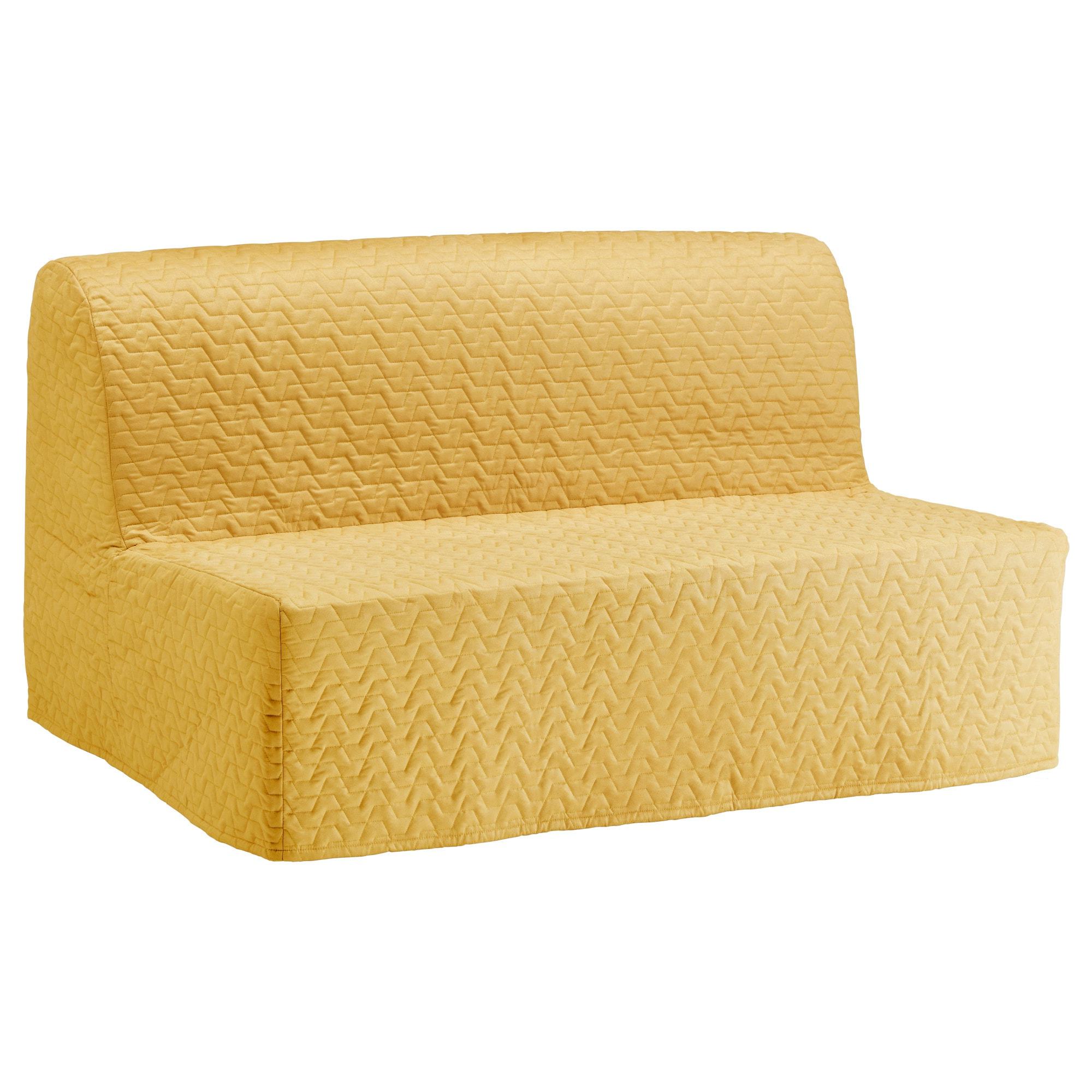 Sofa Cama Dos Plazas Etdg Lycksele Hà Vet sofà Cama 2 Plazas Vallarum Amarillo Ikea