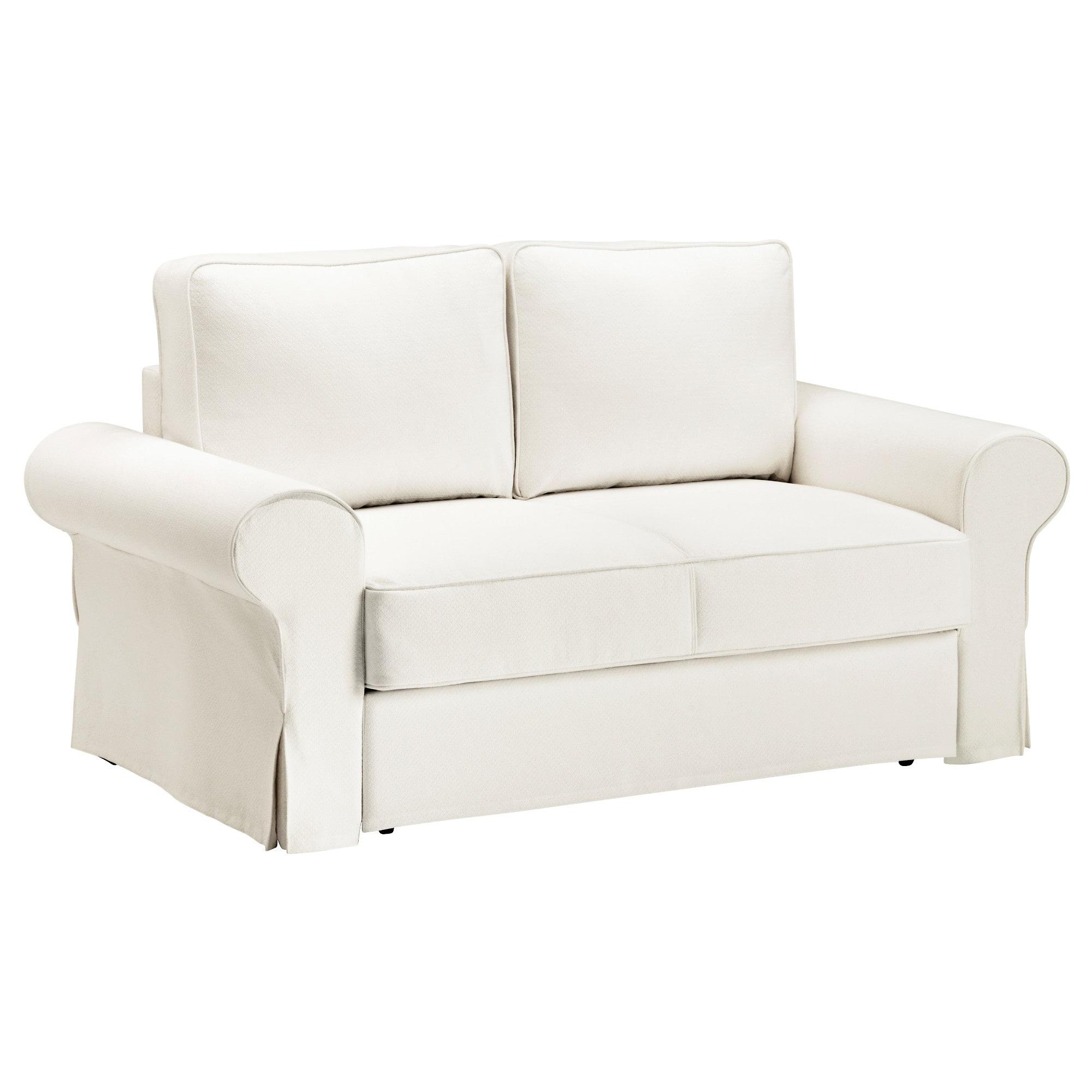 Sofa Cama Dos Plazas Fmdf Backabro sofà Cama 2 Plazas Hylte Blanco Ikea