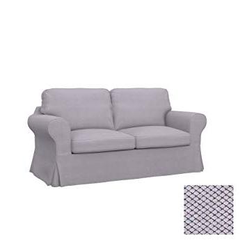 Sofa Cama Dos Plazas Ikea H9d9 soferia Ikea Ektorp Funda Para sofà Cama De 2 Plazas nordic Light