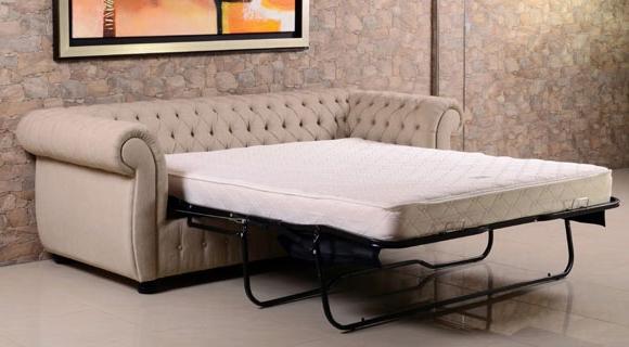 Sofa Cama Dos Plazas O2d5 sofa Cama Chesterfield 2 Plazas Chenille sofashiondesign 39 000