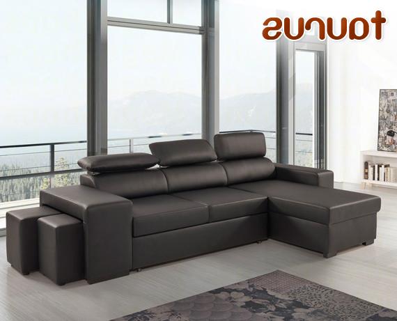 Sofa Cama Home D0dg sofà Cama Chaise Longue De Ecopiel Taurus
