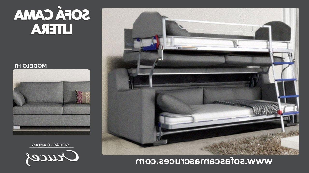 Sofa Cama Litera 9ddf sofà Cama Litera Youtube