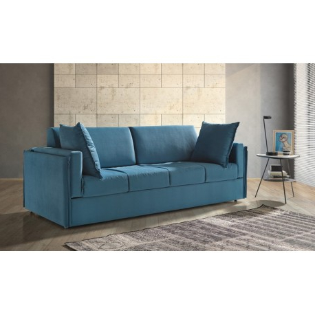 Sofa Cama Litera Dddy sofà Cama Litera Color Azul Beverly Hills Prar sofà Cama En