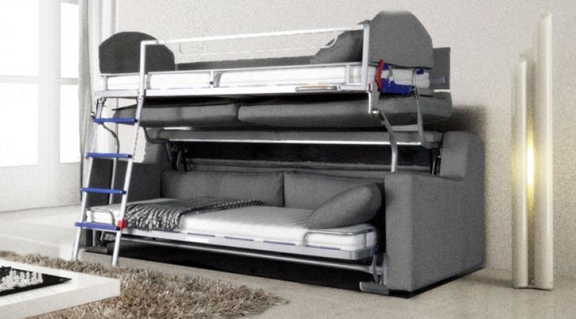 Sofa Cama Litera Drdp Litera Con sofa Cama sofas Hqdirectory