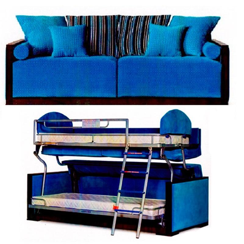 Sofa Cama Litera Ffdn sofà Convertible En Cama Litera