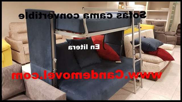 Sofa Cama Litera Irdz Mil Anuncios sofas Cama Convertible En Litera