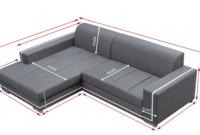 Sofa Cama Medidas 8ydm sofà Cama Con Chaise Longue Grande Caicos Don Baraton Tienda De