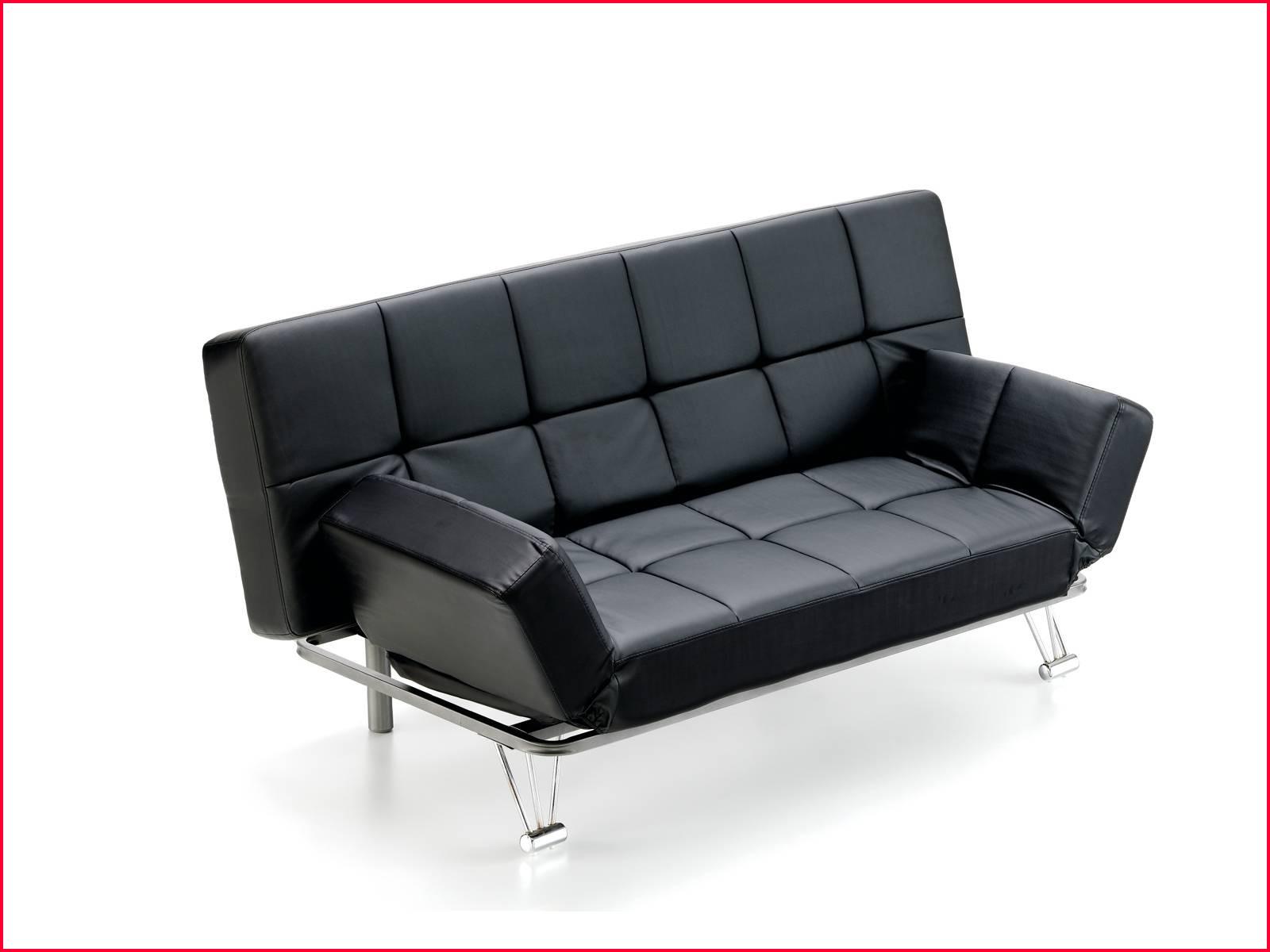 Sofa Cama Merkamueble E9dx sofas Cama Merkamueble sofà Cama Clic Clac Polipiel Negro