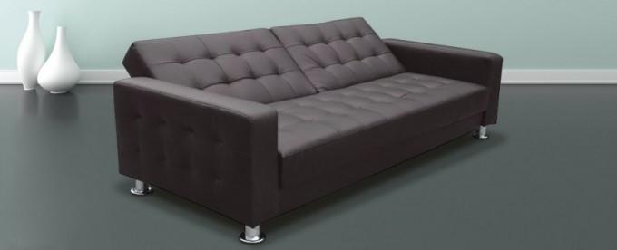 Sofa Cama Oferta S1du Ofertas En sofà Cama Negro Chocolate O Beige Relax Con Diseà O En
