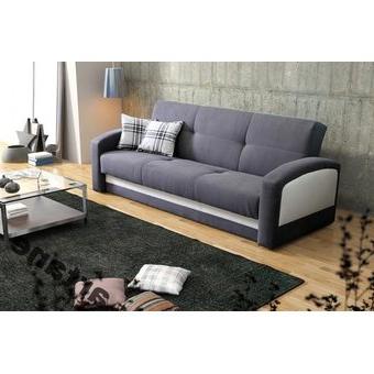 Sofa Cama Online 0gdr Pra sofà Cama Decora Diana Tapiz Microfibra Gris Y Beige Online