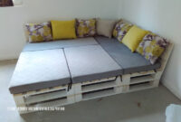 Sofa Cama Palets Budm Mueblesdepalets sofà De Palets Puff Y Mesa Convertibles En Cama