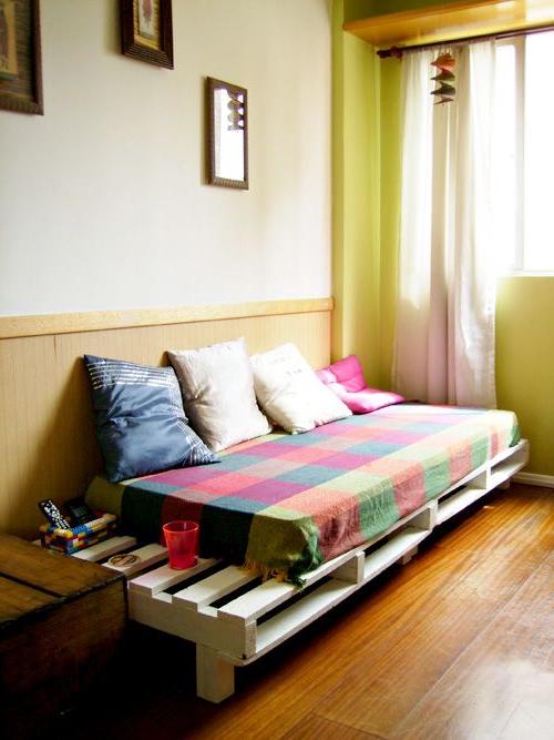 Sofa Cama Palets Dddy D I Y sofà Cama De Paletes Furniture Pinterest sofa sofa