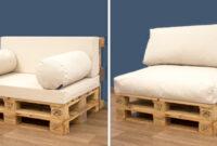 Sofa Cama Palets Drdp sofà Palet De Exterior Elige Tu Modelo Espuma A Medida
