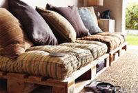Sofa Cama Palets X8d1 Muebles Y Objetos Hechos Con Palets De Madera