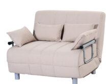 Sofa Cama Plegable Ftd8 Hom sofa Cama Plegable Beige Tela Acero Esponja 102 82 81cm