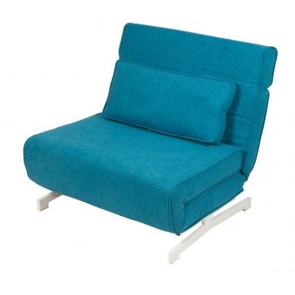 Sofa Cama Plegable Thdr sofà Cama Plegable Moderno Tela Azul Ceos