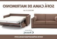 Sofa Camas E9dx sofà Cama De Matrimonio De Uso Diario Youtube