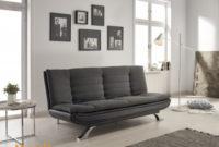 Sofa Camas Modernos 87dx sofa Cama Polipiel Moderno Clic Clac Negro