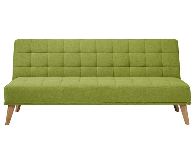 Sofa Camas S1du sofà Cama De Tela Olivia Conforama