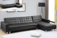 Sofa Camas Whdr sofa Cama Rinconero Reversible Piel Sintetica Willis