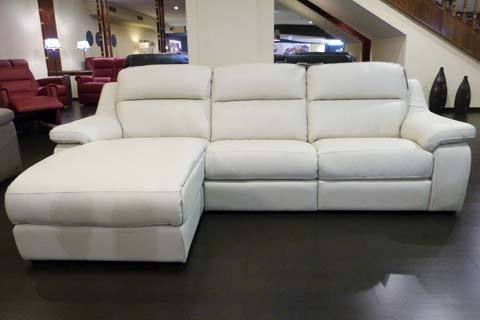 Sofa Chaise Longue Piel 87dx Chaise Longue Piel Modelo Elliot Salotti Gallery