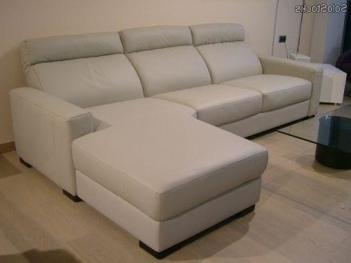 Sofa Chaise Longue Piel D0dg sofà Con Chaise Longue En Piel Gris Perla Modelo Grey