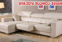 Sofa Chaise Longue Piel E6d5 Fantastico sofa Chaise Longue Piel sof Vizcaya
