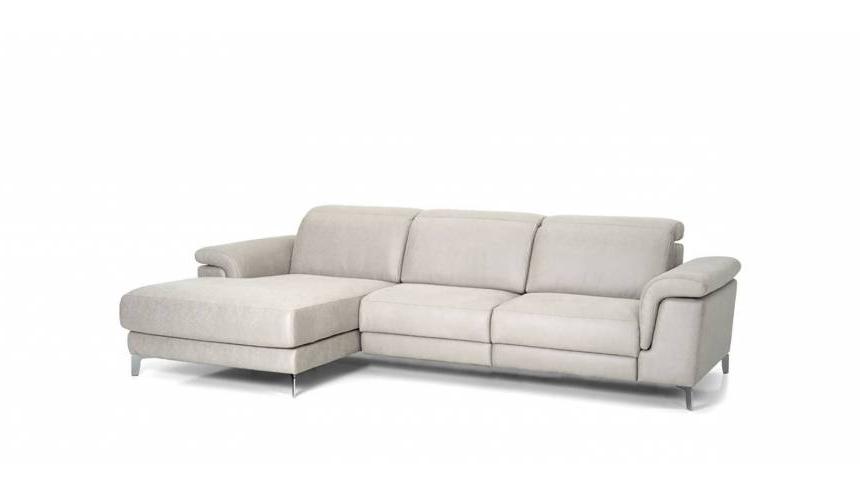 Sofa Chaise Longue Piel Gdd0 sofà Chaise Longue En Piel Modelo Prestige