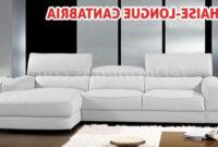 Sofa Chaise Longue Piel Q0d4 Fantastico sofa Chaise Longue Piel Ofertas De sofas En Barcelona