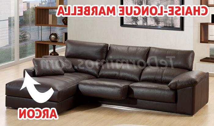 Sofa Chaise Longue Piel Q0d4 sofà Chaise Longue Piel Marbella
