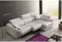Sofa Chaise Longue Piel Q5df Affascinante sofa Chaise Longue Piel asientos Deslizantes Ref Fio 145