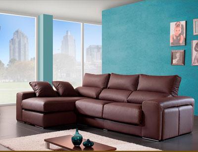 Sofa Chaise Longue Piel S5d8 sofà S Chaise Longue En Piel Factory Del Mueble Utrera
