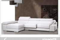 Sofa Chaise Longue Piel U3dh Elegante sofa Chaise Longue Piel sof S Chaiselongue